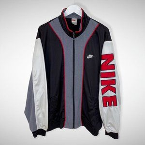 Nike Vintage Spellout Track Jacket